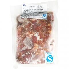 福成调理羊肉粒600g*20袋