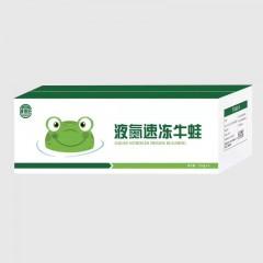 蜀海液氮速冻牛蛙
