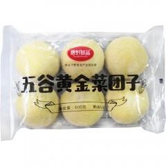 唐野诚品五谷黄金菜团子荠菜馅600g*20袋
