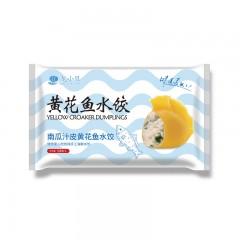 龙小贝黄花鱼水饺 500g*20袋